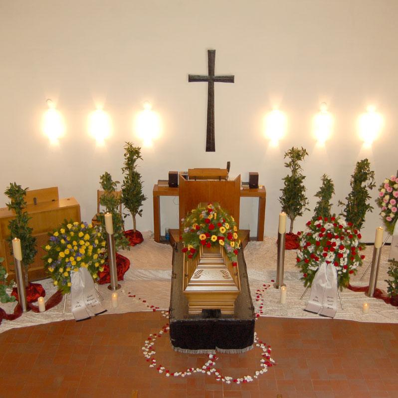 kirchliche Trauerfeier