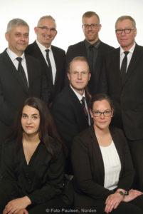 Mitarbeiter Bestattungshaus Engelke Neumann